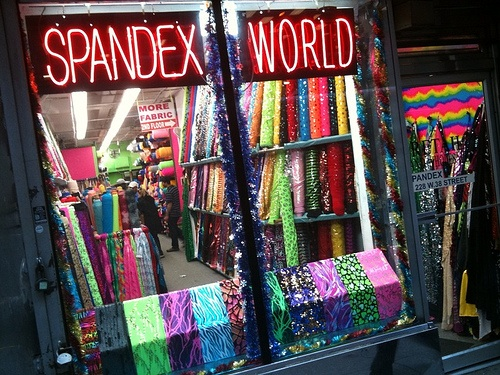 spandexworld